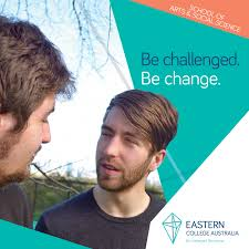 Eastern College has a range of  courses available.